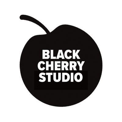 Yann Secouet Black Cherry Studio Logo LOGO